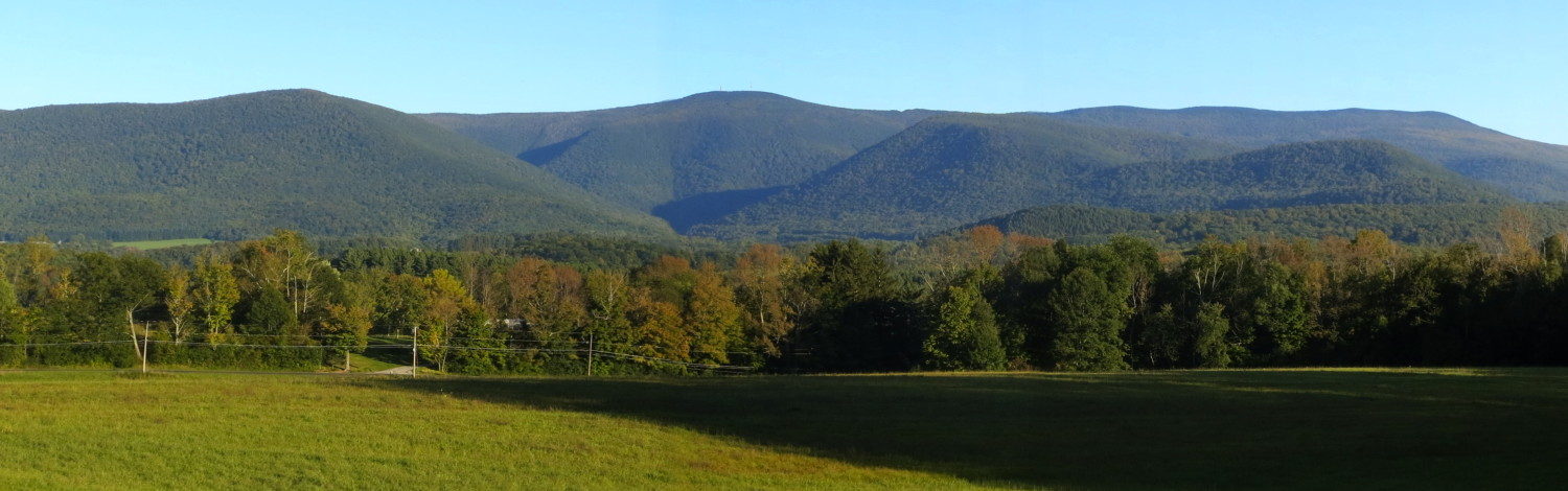 Berkshire mountains 1
